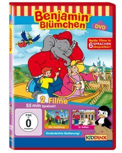 Benjamin Blümchen: Die Hüpfburg / in Indien