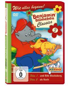 Benjamin Blümchen und Bibi Blocksberg / als Koch Classics Folge 3