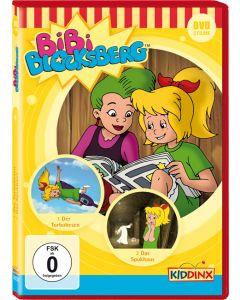 Bibi Blocksberg: Der Turbobesen / Hexerei im Spukhaus