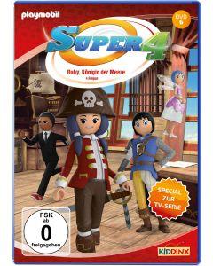 Super 4: Ruby, Königin der Meere