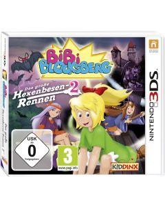 Bibi Blocksberg: Das große Hexenbesen-Rennen 2 (3DS-Version)