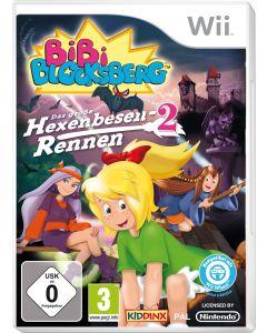 Bibi Blocksberg: Das große Hexenbesen-Rennen 2 (Wii)