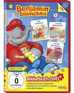 Benjamin Blümchen: Bilderbuch DVD 1