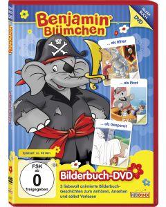 Benjamin Blümchen: Bilderbuch DVD 2