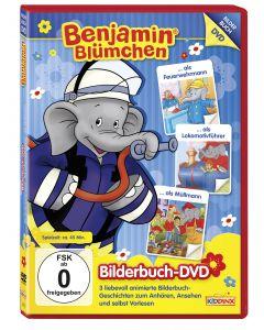 Benjamin Blümchen: Bilderbuch DVD 3