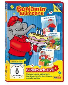 Benjamin Blümchen: Bilderbuch DVD 4