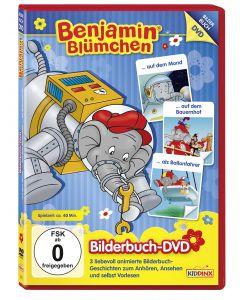 Benjamin Blümchen: Bilderbuch DVD 5