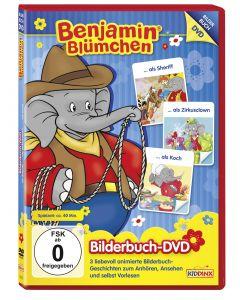 Benjamin Blümchen: Bilderbuch DVD 6