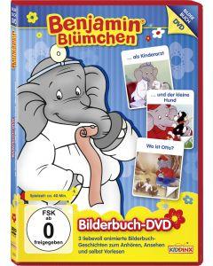 Benjamin Blümchen: Bilderbuch DVD 8