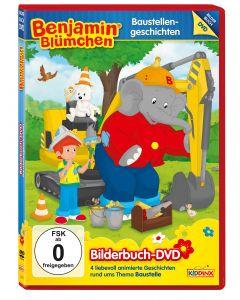 Benjamin Blümchen: Bilderbuch-DVD 10