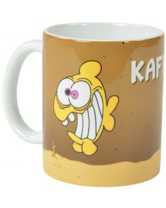 Ruthe: Tasse - Flossen Sting Kaffee!!!