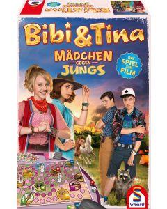 Bibi & Tina: Mädchen gegen Jungs - Das Spiel zum Film