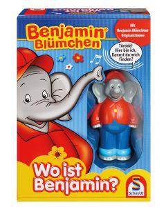 Benjamin Blümchen: Wo ist Benjamin?