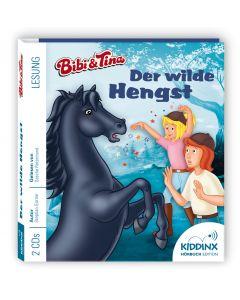 Bibi & Tina: Hörbuch Der wilde Hengst
