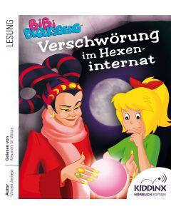 Bibi Blocksberg: Hörbuch Verschwörung im Hexeninternat