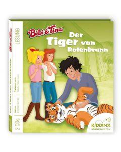 Bibi & Tina: Hörbuch Der Tiger von Rotenbrunn