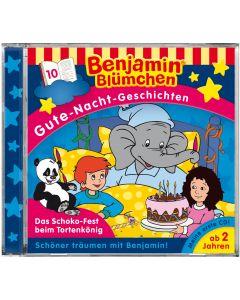 Benjamin Blümchen: Das Schoko-Fest beim Tortenkönig (Folge 10)