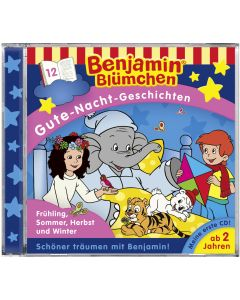 Benjamin Blümchen: Frühling, Sommer, Herbst und Winter (Folge 12)