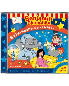 Benjamin Blümchen: Im Traumland (Folge 14)