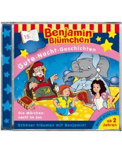 Benjamin Blümchen: Die Märchennacht im Zoo (Folge 15)