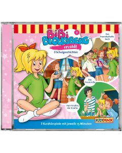 Bibi Blocksberg: erzählt Schulgeschichten (Folge 2)
