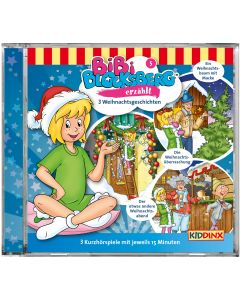 Bibi Blocksberg: erzählt Weihnachtsgeschichten (Folge 5)