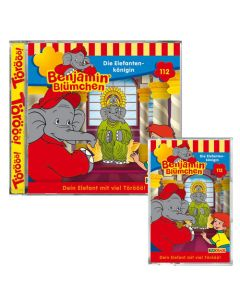 Benjamin Blümchen Die Elefantenkönigin Folge 112