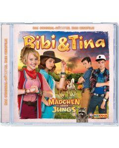 Bibi & Tina: Mädchen gegen Jungs - Kinofilm 3 Hörspiel