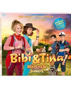 Bibi & Tina: Mädchen gegen Jungs - Kinofilm 3 Soundtrack