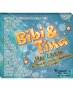 "Bibi & Tina: Star-Edition – Die ""Best-Of""-Hits der Soundtracks neu vertont!"