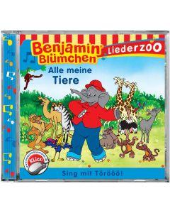 Benjamin Blümchen Liederzoo Alle meine Tiere