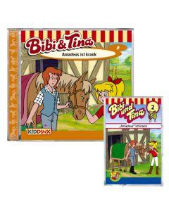 Bibi & Tina Amadeus ist krank Folge 2