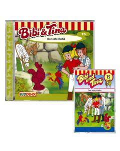 Bibi & Tina Der rote Hahn Folge 15