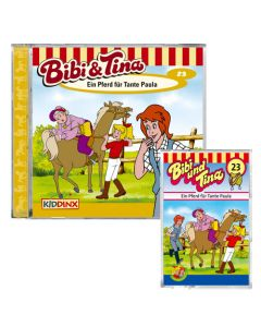 Bibi & Tina: Ein Pferd für Tante Paula (Folge 23)