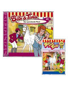 Bibi & Tina: Das sprechende Pferd (Folge 29)