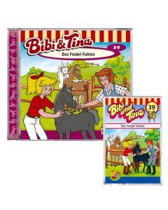 Bibi & Tina: Das Findel-Fohlen (Folge 39)