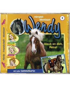 Wendy Glaub an dich, Petra! Folge 9