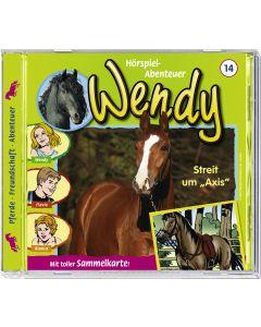 "Wendy Streit um ""Axis"" Folge 14"