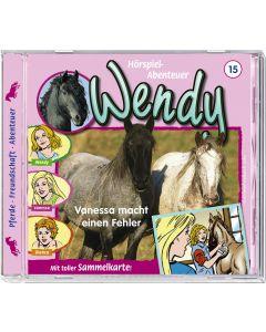 Wendy Vanessa macht einen Fehler Folge 15