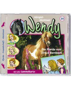 Wendy Die Pferde vom Zirkus Rombasti Folge 20