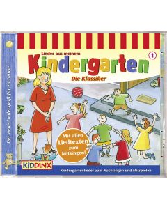 Lieder aus meinem Kindergarten Die Klassiker Folge 1