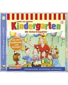 Lieder aus meinem Kindergarten Die Geburtstagsfeier Folge 3