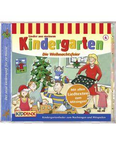 Lieder aus meinem Kindergarten Die Weihnachtsfeier Folge 4