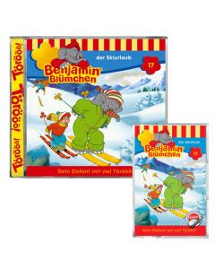 Benjamin Blümchen: Der Skiurlaub (Folge 17)