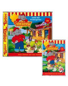 Benjamin Blümchen ... Rettet den Kindergarten Folge 28