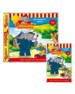 Benjamin Blümchen Die Verkehrsschule Folge 32