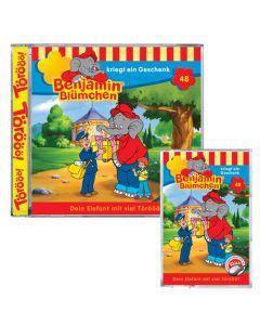 Benjamin Blümchen ... kriegt ein Geschenk Folge 48