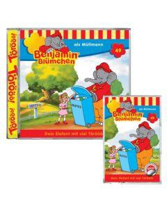 Benjamin Blümchen ... als Müllmann Folge 49