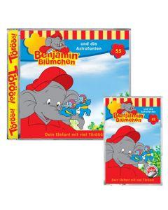 Benjamin Blümchen ... und die Astrofanten Folge 55