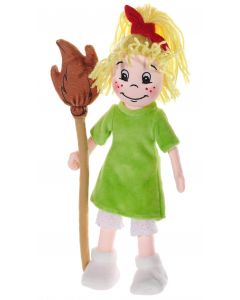 Bibi Blocksberg: Puppe Plüsch mittel (30cm)
